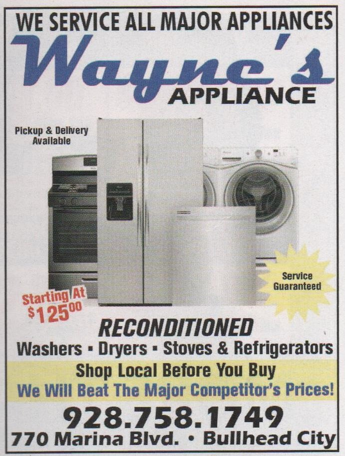 Photos For Wayne S Appliance Yelp