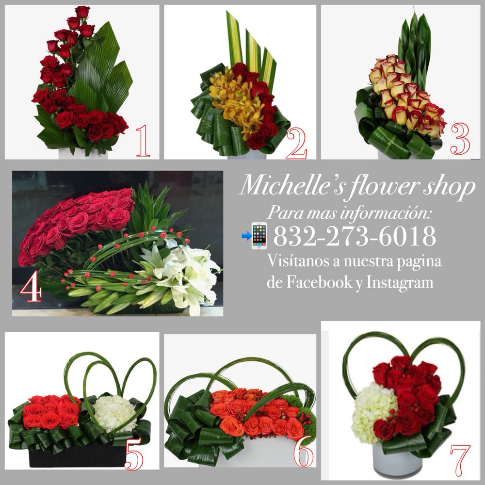 Michelle S Flower Shop Gift Card Houston Tx Giftly