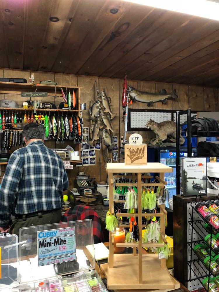 Jenks Bait & Tackle - Fishing - 11050 W County Road B ...