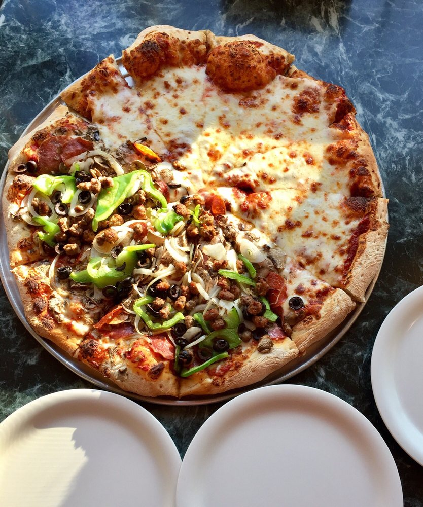 Two Guys Pizza Pies: 18955 Ferretti Rd, Groveland, CA