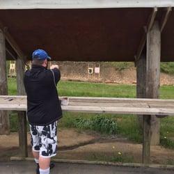 Outdoor shooting range escondido