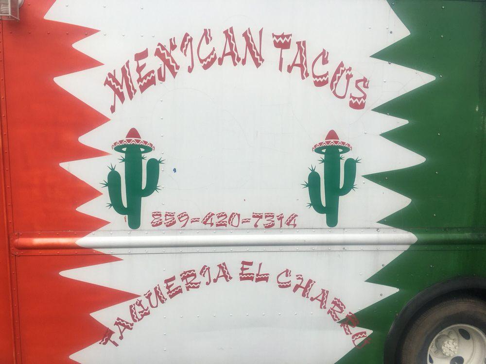 Food from Taqueria El Charro