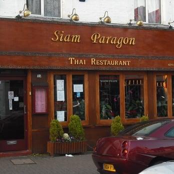 Thai Restaurant Hampton Court Menu
