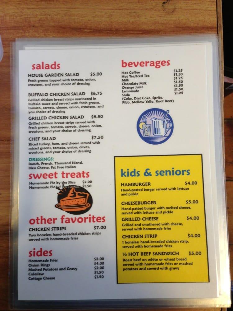 Emma Rae's Cafe: 117 Main St, Merrill, IA