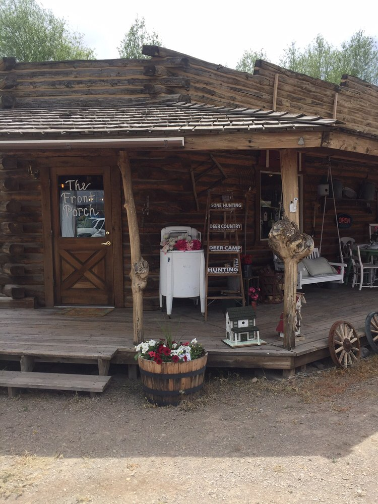 The Front Porch: 811 Hwy 93, Challis, ID