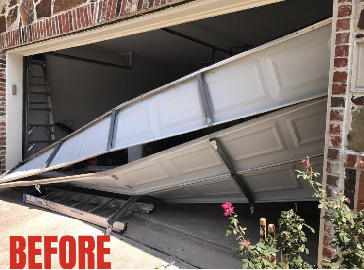 911 Garage Door Repair Pros
