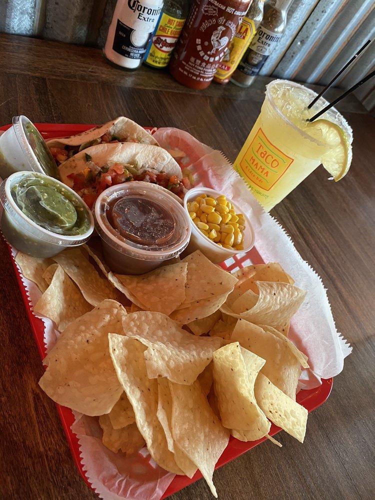 Food from Taco Mama
