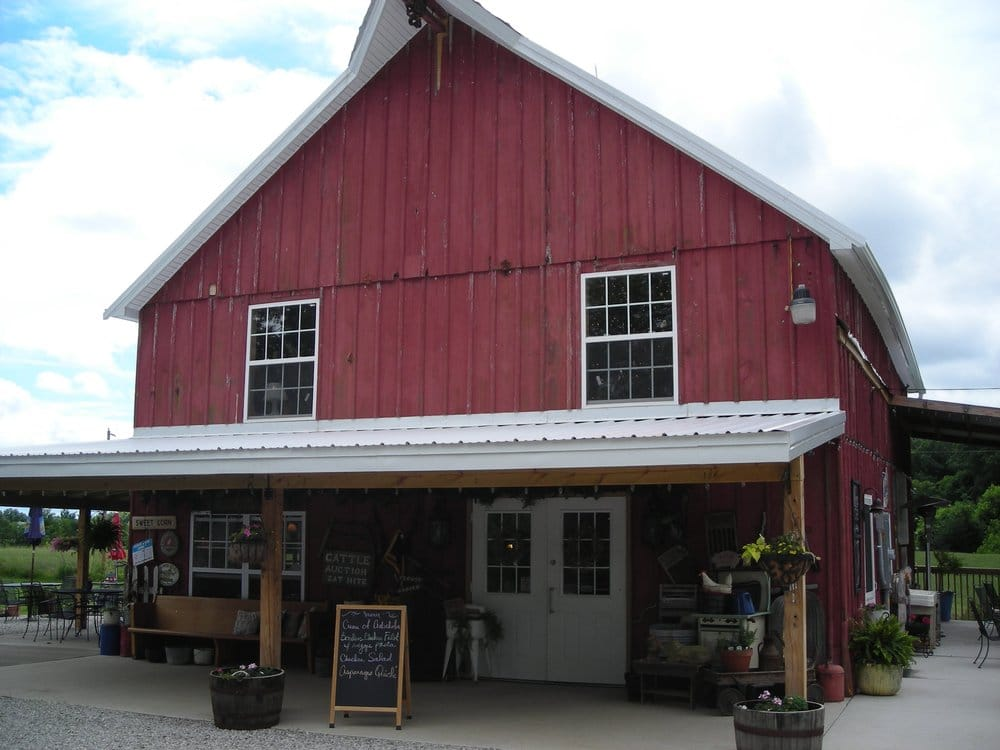 Rooster HIll Farm & Gift Emporium: 4162 Wetzler Rd, Fults, IL