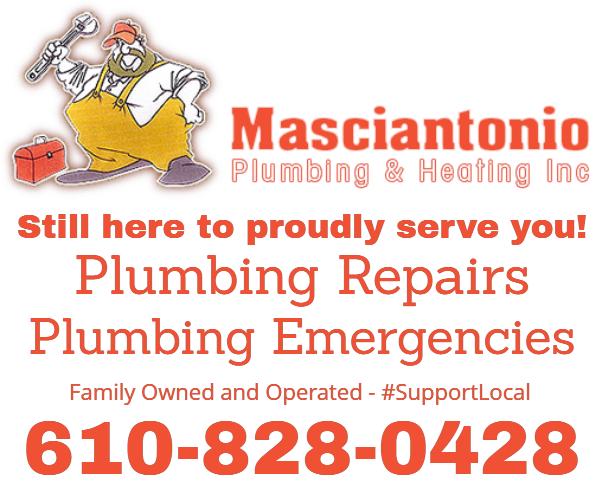 Masciantonio Plumbing & Heating: 520 Wood St, Conshohocken, PA