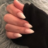 Photo Of My C Nails Deer Park Ny United States Pink To