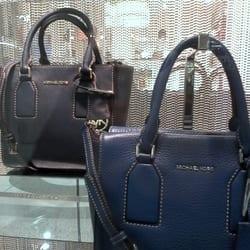 Photo Of Michael Kors Vancouver Bc Canada Nice Blue Leather Handbag