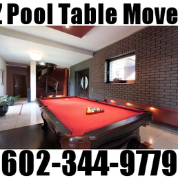 AZ Pool Table Movers CLOSED Photos Movers N - Pool table movers az