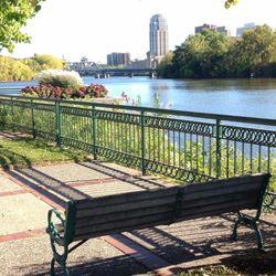 Boom Island Park  Sibley St Ne Minneapolis Mn