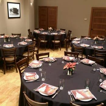 Photo Of The Pick Restaurant Park Ridge Il United States Tables Set