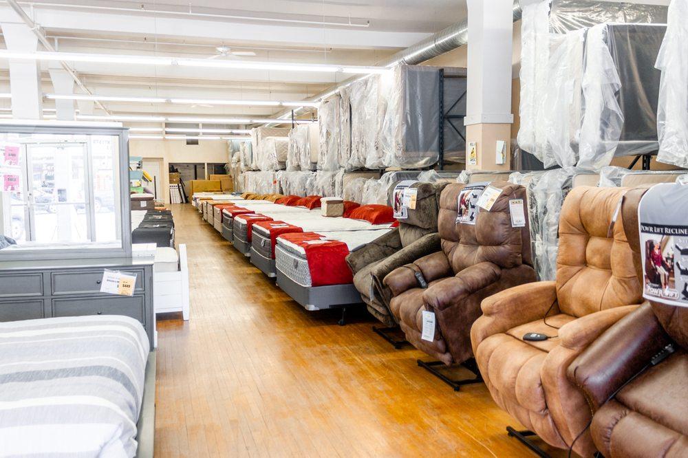 Self-Service Furniture