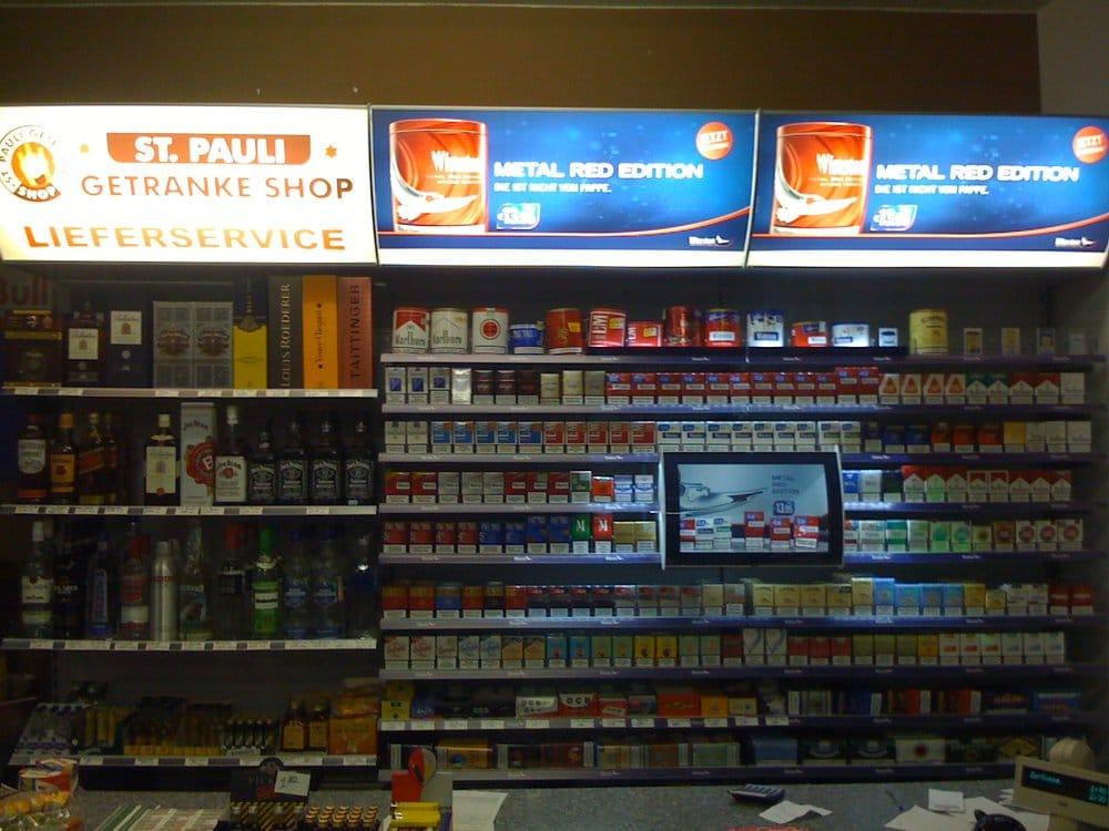Getränkeshop St. Pauli - Beverage Store - Simon-von-Utrecht-Str. 12 ...