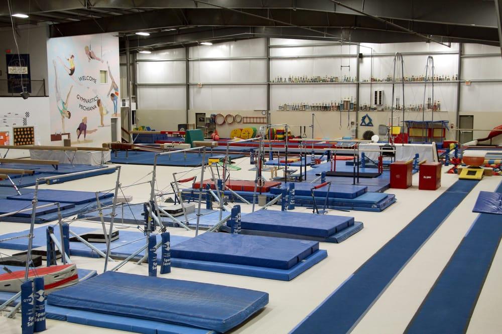 Gymnastics Michiana: 3390 N Home St, Mishawaka, IN