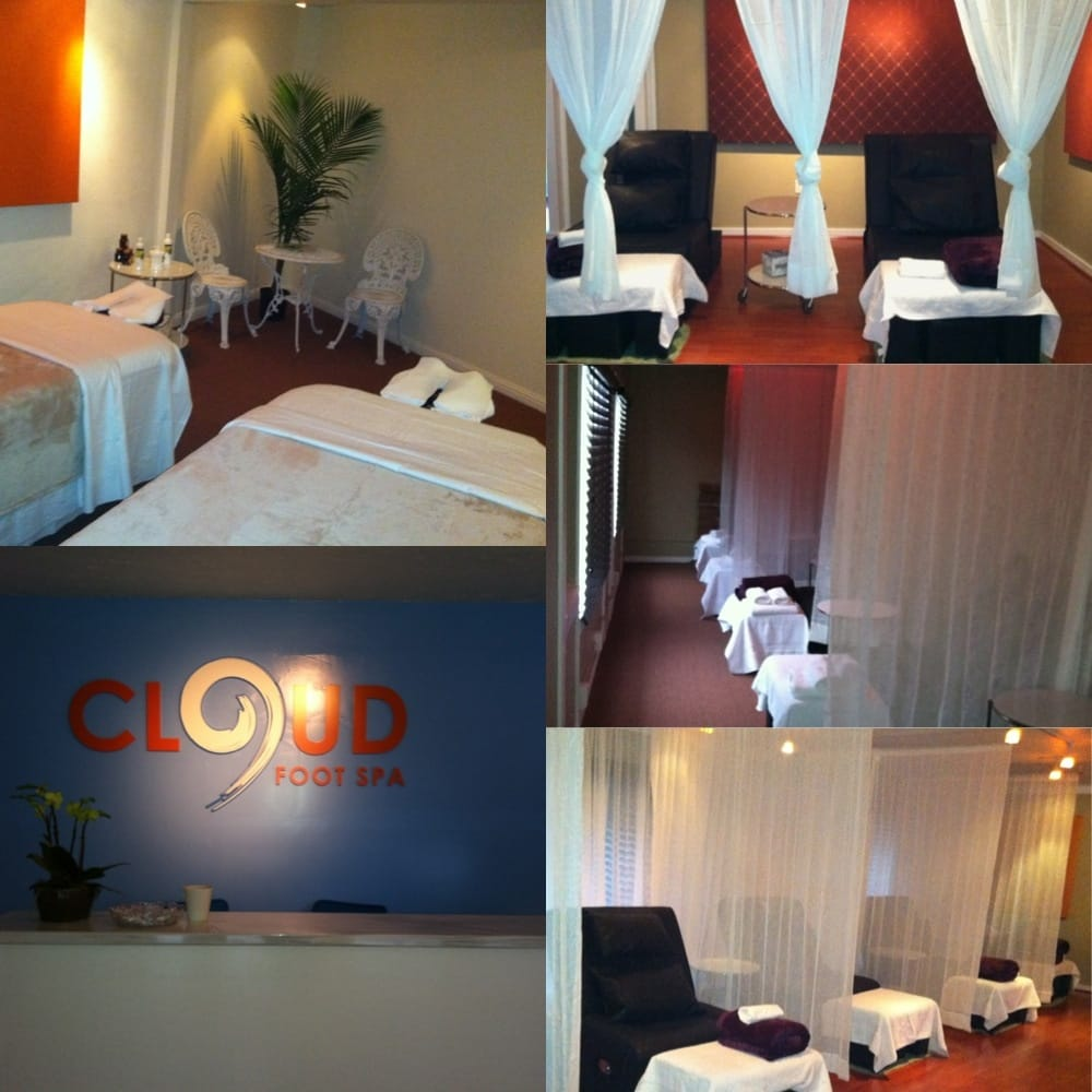 Cloud 9 foot spa 35 fotos masajistas half moon bay for Cloud 9 salon dehradun