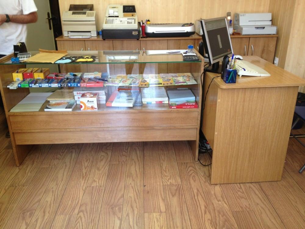 Copias gandia material de oficina calle alzira 22 for Material oficina valencia
