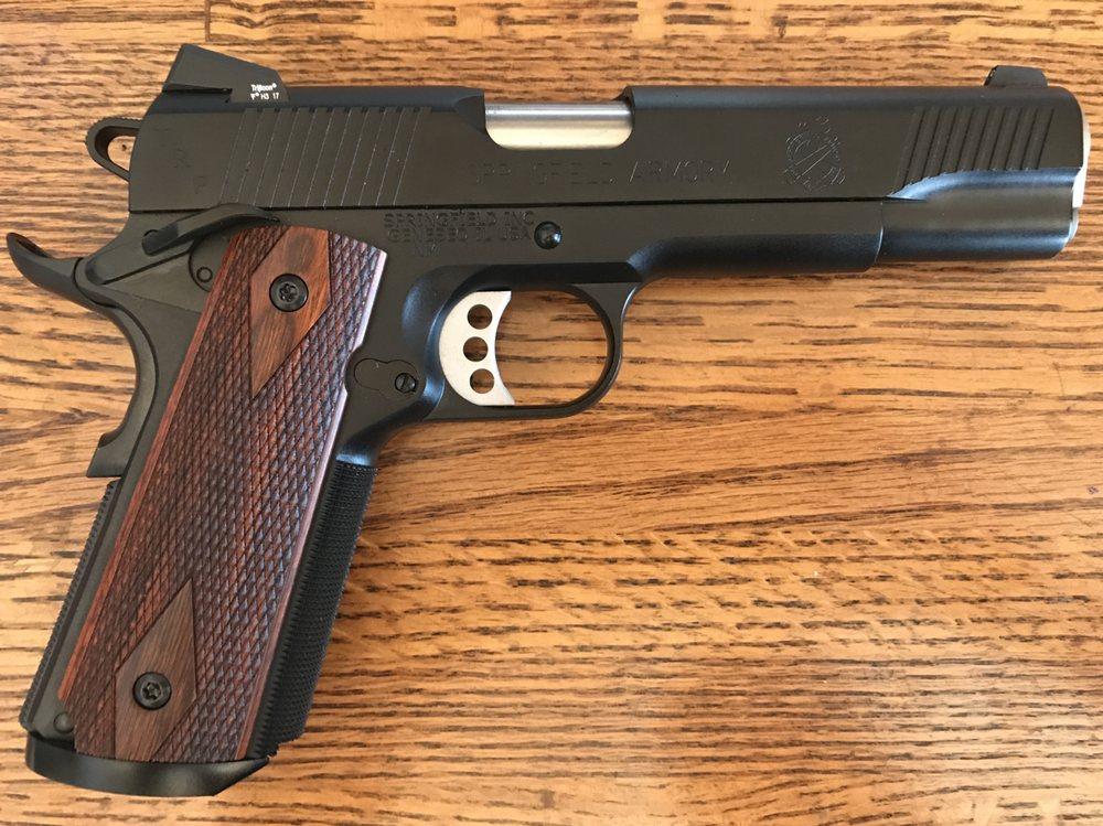 CAP Tactical Firearms: 16706 Hawthorne Blvd, Lawndale, CA