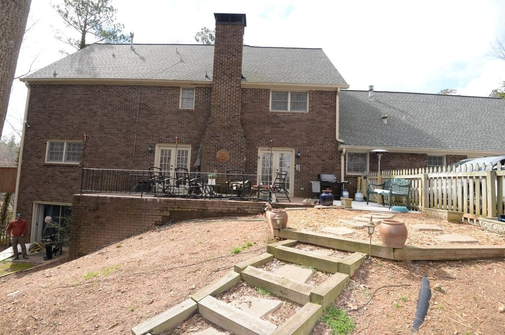 Photos for mgm custom homes remodeling yelp for Custom home builders canton ga