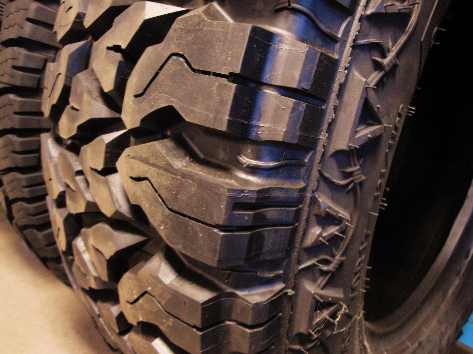 Off Road Tire: 106 W Tacoma Ave, Russellville, AR