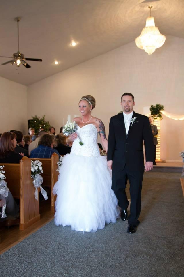 Crystal Gardens Banquet Hall & Wedding Chapel: Clio, MI