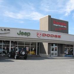 Eastside Dodge Chrysler Jeep Ram FIAT - Car Dealers - 815 36th ...