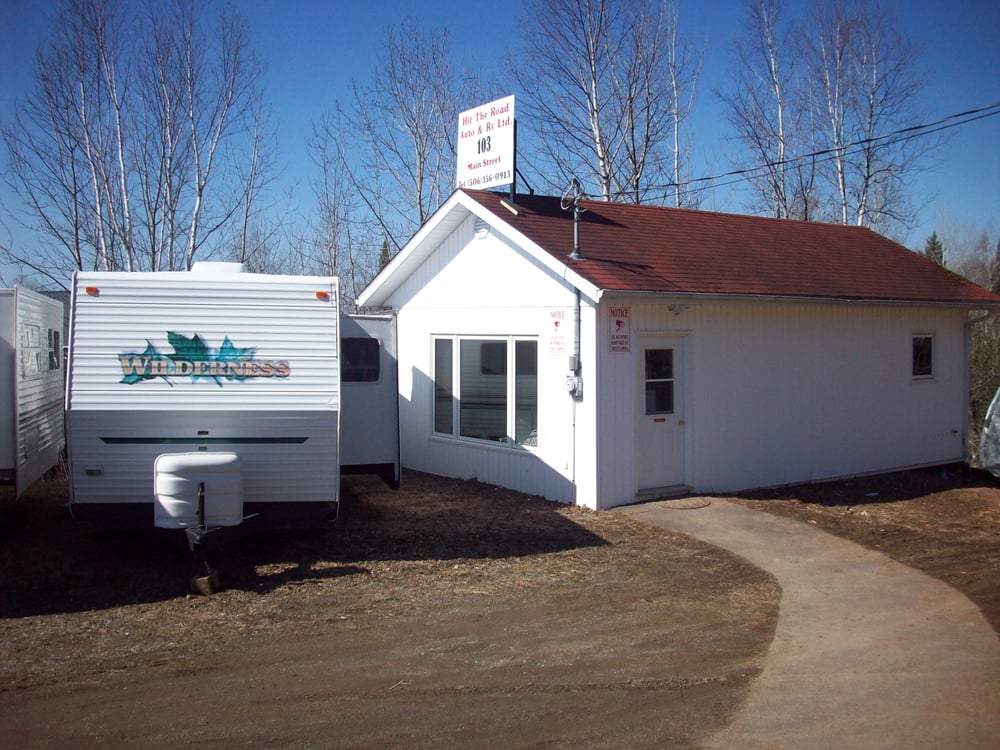 Hit the Road Auto and Rv - 287 Main Street, Plaster Rock, NB