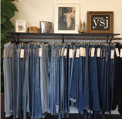 Vintage Ysj 1812 J St Sacramento, CA Clothing-Collectible