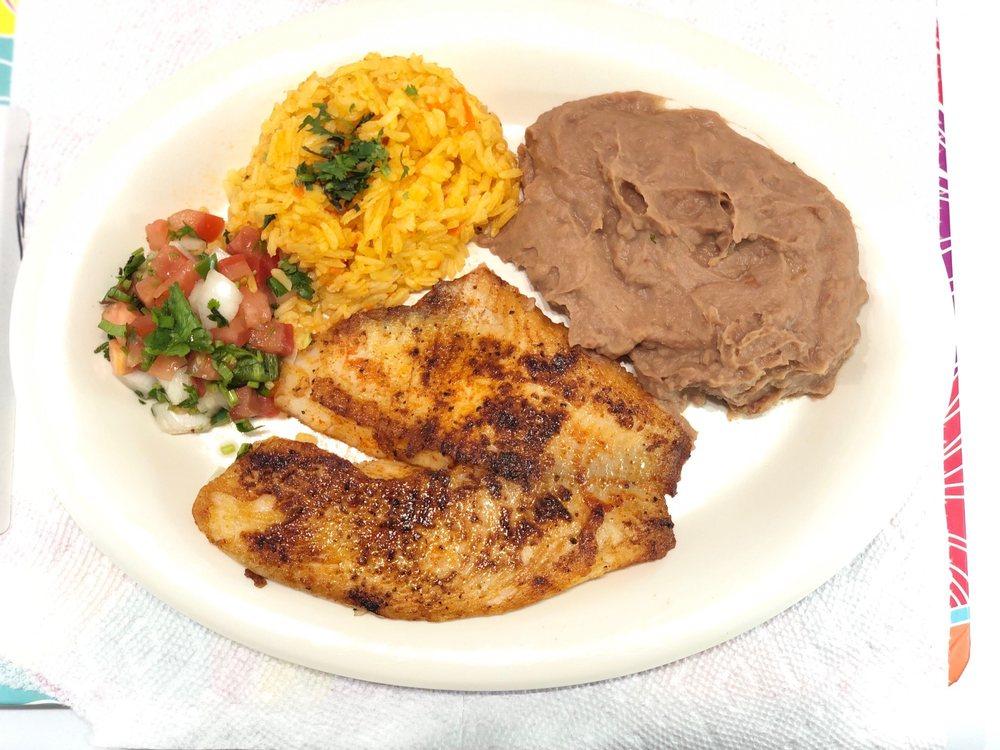 La Patrona Cocina Latina: 1491 Spring Cypress Rd, Spring, TX