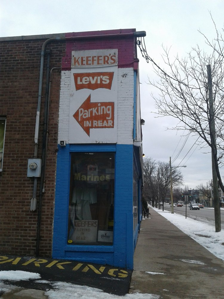 Keefers Army & Navy: 270 Wyoming Ave, Kingston, PA