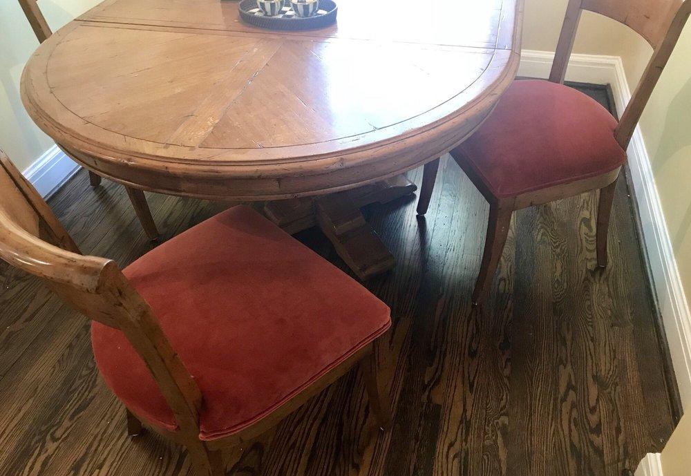 Genesis Upholstery