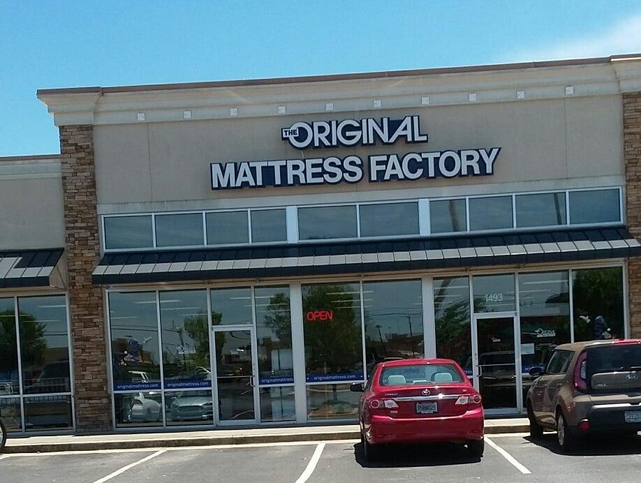 Mcdonough Ga Original Mattress Factory Store Yelp