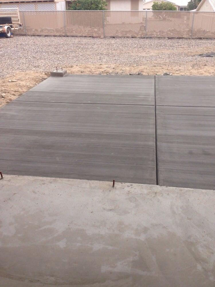 Cutting Edge Concrete: 3701 Tiller Pl, Lake Havasu City, AZ