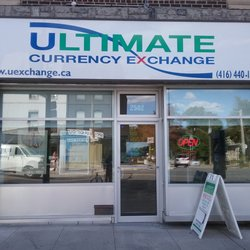 Photo Of Ultimate Currency Exchange Toronto On Canada Our Branch At Yonge