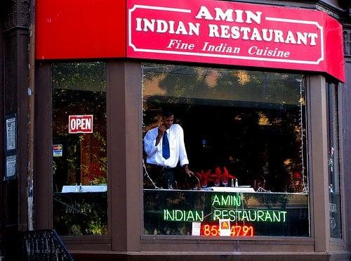 Amin Indian Restaurant Brooklyn Heights