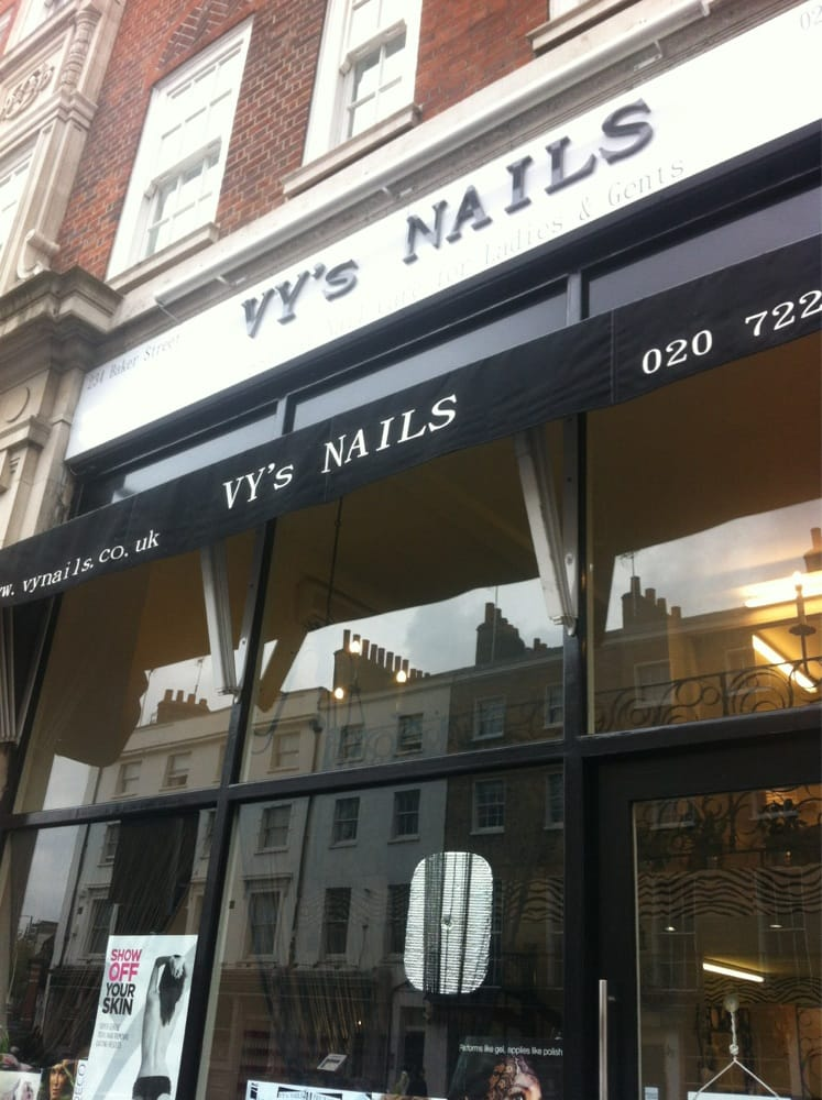 Vy s nails nail salons 234 baker street marylebone - Nail salon marylebone ...