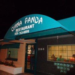 Photo Of China Panda Restaurant Bullhead City Az United States Entrance