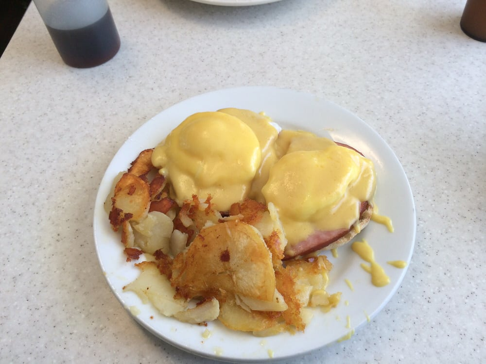 Best Eggs Benedict Ever And I Had Plenty In Different