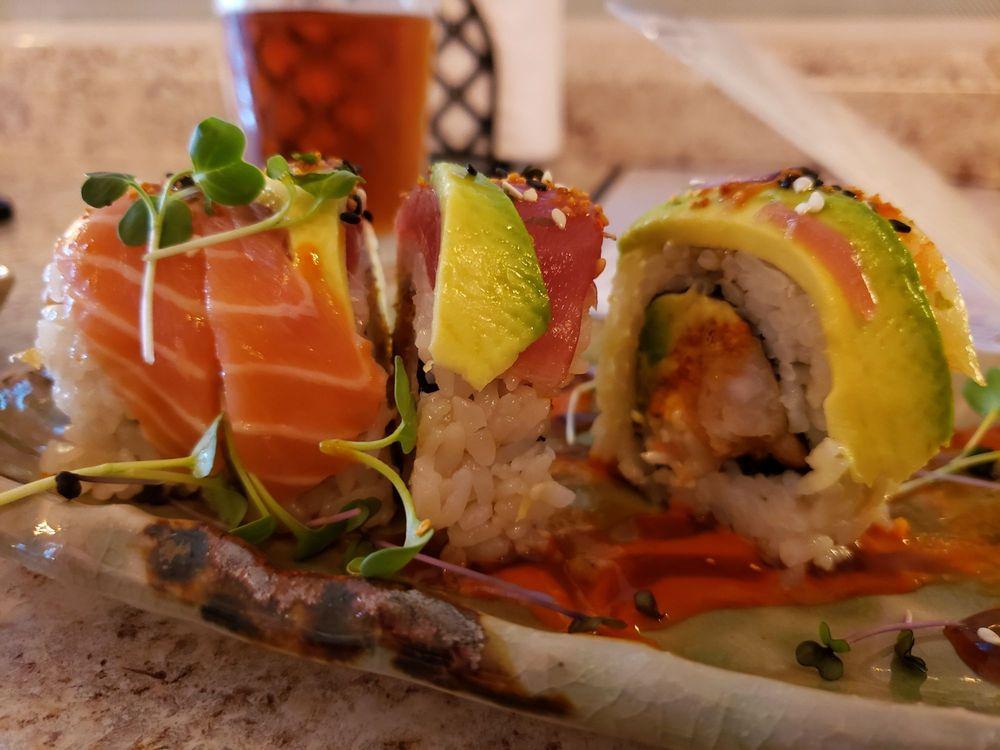 Nori Asian Kitchen + Sushi: 2025 Bird St, Oroville, CA