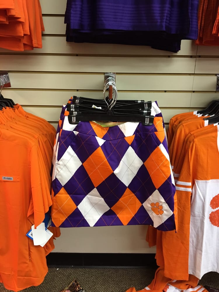 Tiger Sports Shop: 1102 Tiger Blvd, Clemson, SC