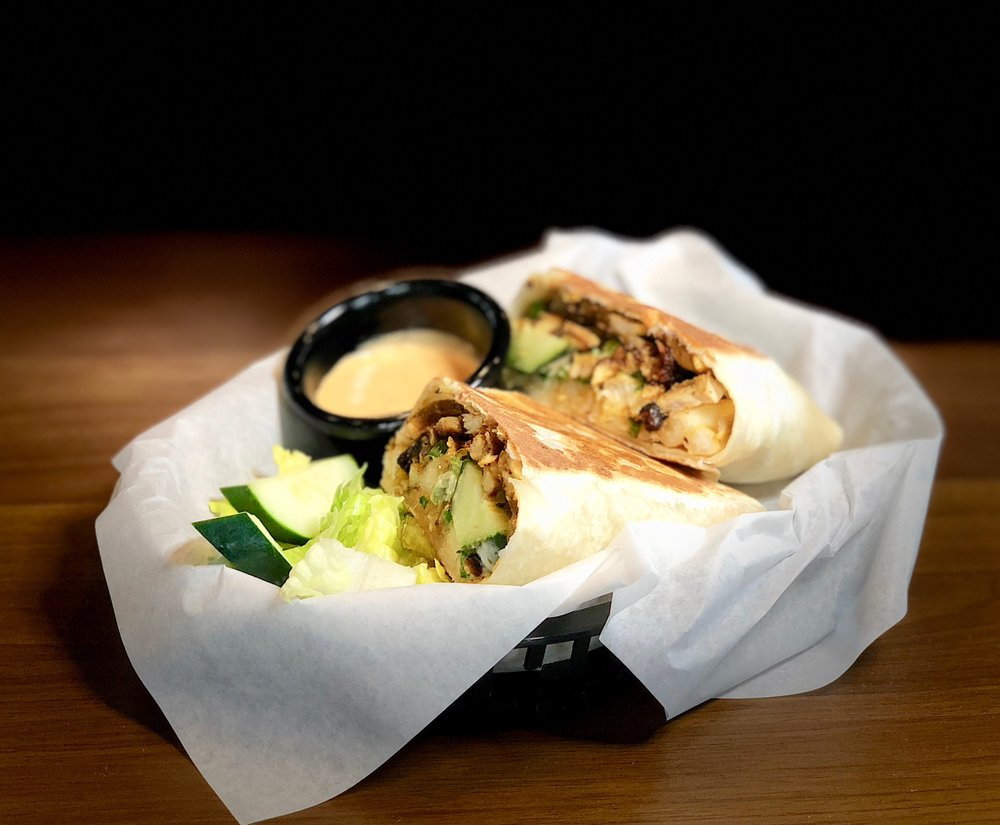 Gyro Stop: 3860 River Rd N, Keizer, OR