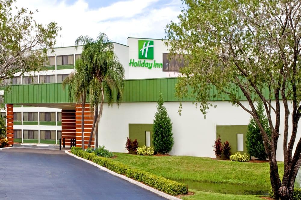 Holiday Inn St Petersburg N - Clearwater: 3535 Ulmerton Rd, Clearwater, FL