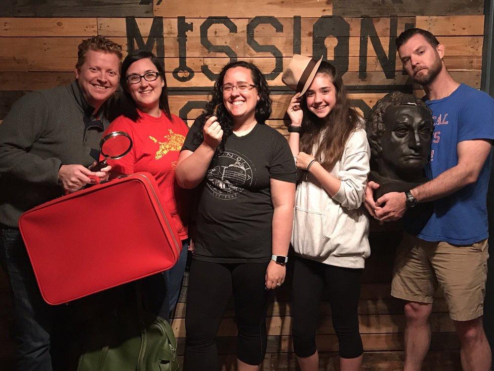 Mission Escape Atlanta
