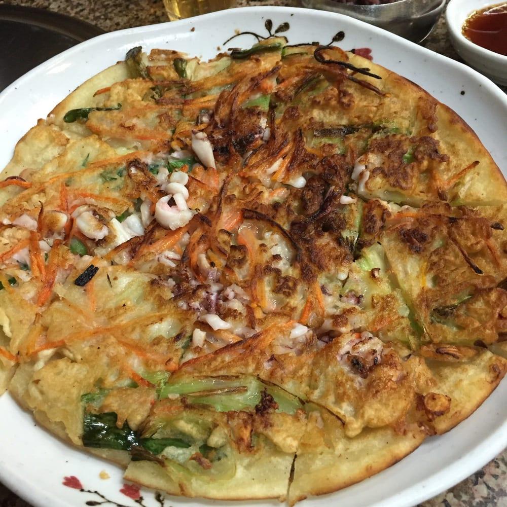 Seafood Pancake Yelp