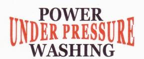Under Pressure Power Washing: 65 Glen Rd Pmb 111, Garner, NC