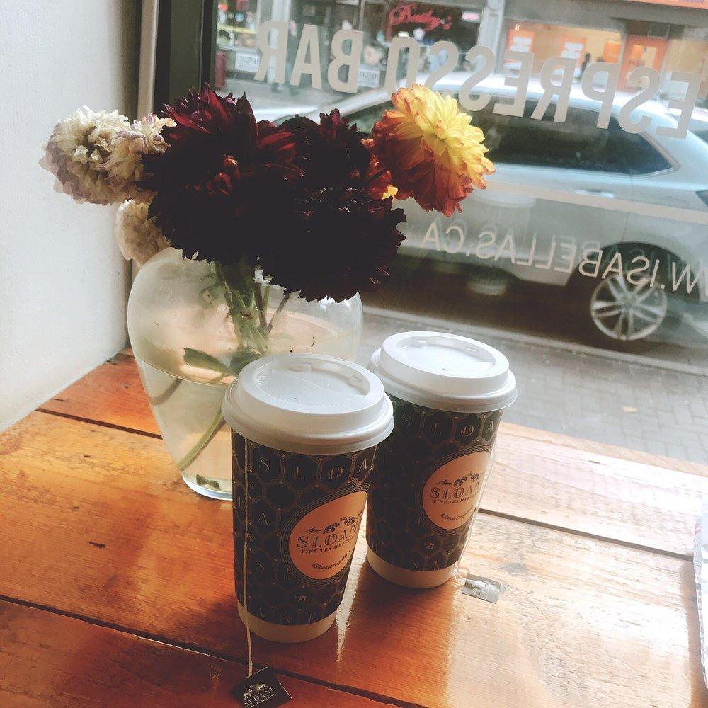 cozy oshawa cafe