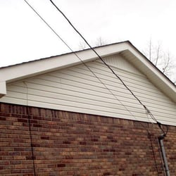 Photo Of Integrity Roofing   Clarksville, TN, United States. New Fascia  Metal And