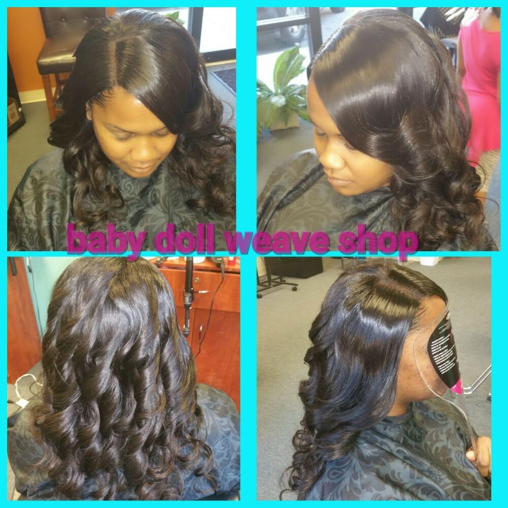 Baby Doll Weave Shop Hair Loss Salon 16 Photos Hair Extensions
